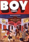 Cover For Boy Comics 21 (fiche)