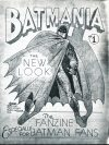 Cover For Batmania 1