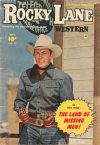 Cover For Rocky Lane Western 29