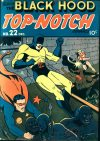 Cover For Top Notch Comics 22
