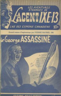 Large Thumbnail For L'Agent IXE-13 v2 026 - Sir George assassiné