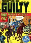 Cover For Justice Traps the Guilty 11