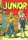 Cover For Junior Comics 10
