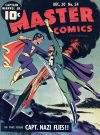Cover For Master Comics 34