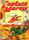 Cover For Captain Marvel Adventures 91