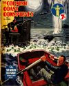 Cover For Sexton Blake Library S3 29 - The Cornish Coast Conspiracy