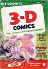 Cover For 3D Comics 2b Tor