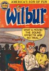 Cover For Wilbur Comics 35