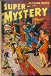 Cover For Super Mystery Comics v7 1