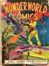 Cover For Wonderworld Comics 9