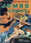 Cover For Jumbo Comics 58