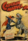 Cover For Captain Marvel Jr. 42