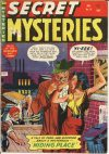 Cover For Secret Mysteries 16