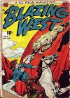 Cover For Blazing West 9