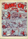 Cover For The Bang On Comic nn