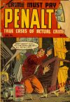 Cover For Crime Must Pay the Penalty 36