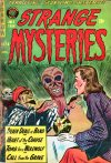 Cover For Strange Mysteries 18