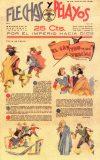 Cover For Flechas y pelayos 28