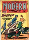 Cover For Modern Comics 64