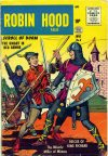 Cover For Robin Hood Tales 3