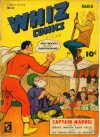 Cover For Whiz Comics 63