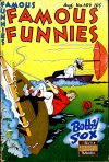 Cover For Famous Funnies 169