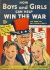 Cover For How Boys and Girls Can Help Win The War