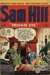 Cover For Sam Hill Private Eye 7