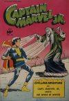 Cover For Captain Marvel Jr. 63