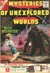Cover For Mysteries of Unexplored Worlds 38