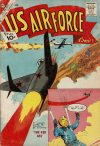 Cover For U.S. Air Force Comics 16