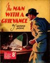 Cover For Sexton Blake Library S3 261 The Man with a Grievance