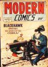 Cover For Modern Comics 71 (fiche)