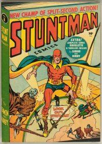 Large Thumbnail For Stuntman #1