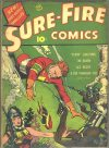 Cover For Sure Fire Comics 2
