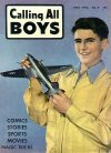 Cover For Calling All Boys 4