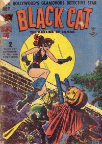 Large Thumbnail For Black Cat #14