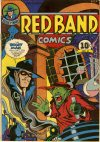 Cover For Red Band Comics 1