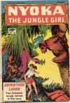 Cover For Nyoka the Jungle Girl 27