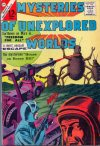 Cover For Mysteries of Unexplored Worlds 35