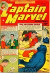 Cover For Captain Marvel Adventures 133