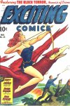 Cover For Exciting Comics 66 (paper/2fiche)