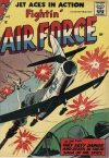Cover For Fightin' Air Force 7