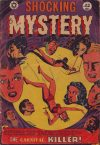 Cover For Shocking Mystery Cases 52