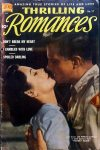 Cover For Thrilling Romances 17