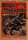 Cover For Boys' Magazine 85
