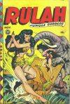 Cover For Rulah Jungle Goddess 20