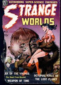 Large Thumbnail For Strange Worlds #2 - Version 1