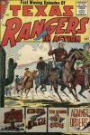 Cover For Texas Rangers in Action 6