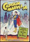 Cover For Captain Marvel Jr. 106